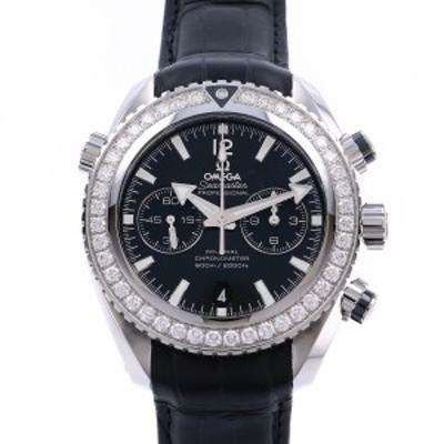 オメガ OMEGA シーマスター プラネットオーシャン 600M コーアクシャル 232.18.46.51.01.001 ブラック文字盤 新品 腕時計 メンズ