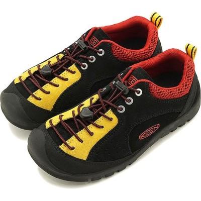 "KEEN キーン スニーカー ジャスパー ロックス エスピー W JASPER ""ROCKS"" SP 1023019 SS20 レディース アウトドアシューズ 靴 Black Stone ブラック系"