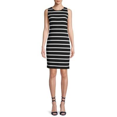 プレミス ワンピース トップス レディース Premise Stripe Sheath Dress -