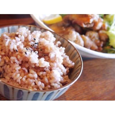 【古代米ミックスブレンドと、赤かぶご飯のとも】ご飯が美味しくなるセット a522