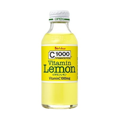 C1000 ビタミンレモン 140ml×30本 ハウス ウェルネスフーズ