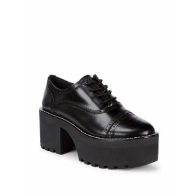 アリス+オリビア レディース シューズ パンプス Platform Oxford Shoes