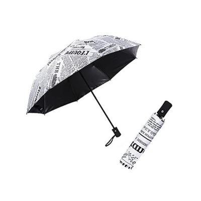 [サフィーブラウ] 傘 雨 雨傘 日傘 日傘兼用 男女供用 おりたたみ 折りたたみ 折り畳み 軽量 コンパクト カバー付き ワンタッチ 自動開閉 ジャ