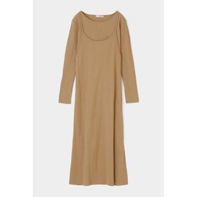 【マウジー/MOUSSY】 LAYERED CAMI ドレス