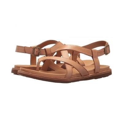 Kork-Ease コークイーズ レディース 女性用 シューズ 靴 サンダル Yarbrough - Brown Full Grain Leather