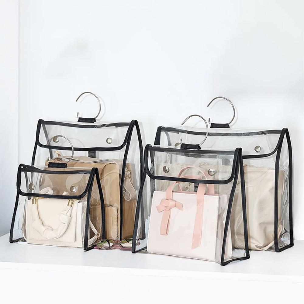 【WEEKEIGHT】吊掛式包包收納袋 防塵袋 防潮袋 收納掛袋 衣櫃收納袋 衣櫥收納袋 包包收納 防塵 防潮 收納