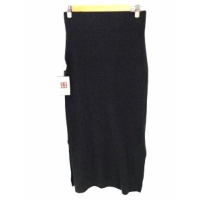 ブラックバイマウジー BLACK by moussy スカート サイズ2 レディース 【中古】【ブランド古着バズストア】