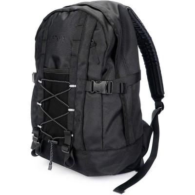 リュック リュックサック バックパック アウトドア 登山リュック スポーツ用 バッグ 大容量 カジュアル キャンプ ハイキング 旅行 男女兼用 黒