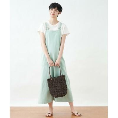 CARA O CRUZ/キャラ・オ・クルス サロペットスカート グリーン系3 9