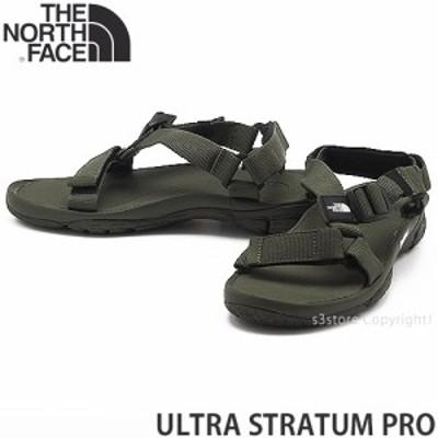 ザ ノース フェイス ULTRA STRATUM PRO カラー:ニュートープグリーン/TNFブラック