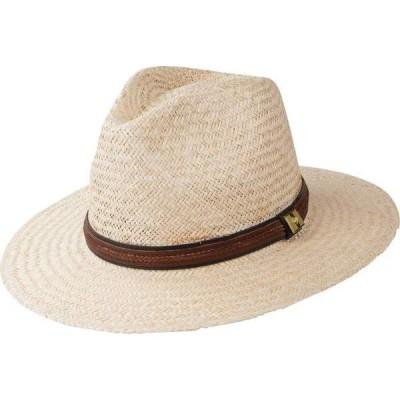 ピーターグリム メンズ 帽子 アクセサリー Radcliff Straw Hat