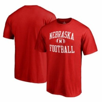 Fanatics Branded ファナティクス ブランド スポーツ用品  Fanatics Branded Nebraska Cornhuskers Scarlet Neutral Zo