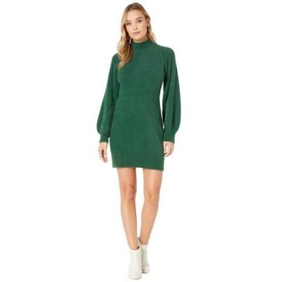 バードット レディース ワンピース トップス Bell Sleeve Dress Knit