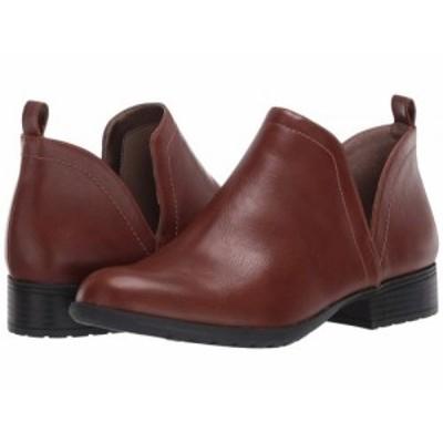 LifeStride ライフストライド レディース 女性用 シューズ 靴 ブーツ アンクル ショートブーツ Xaria Walnut【送料無料】