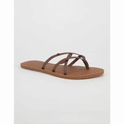 ボルコム サンダル・ミュール New School s Sandals Brown
