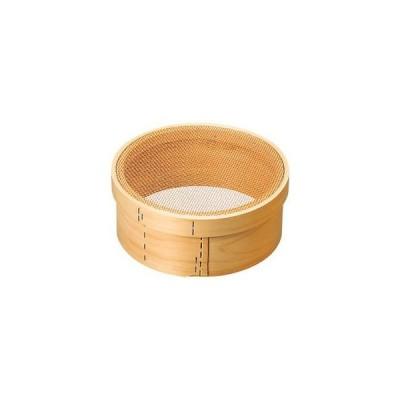 木枠 銅張 パン粉フルイ 8寸(24cm)6.5メッシュ