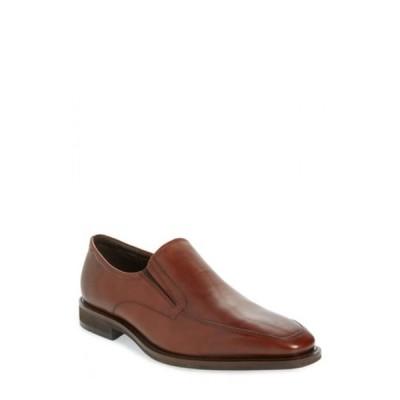 エコー ECCO メンズ ローファー シューズ・靴 Calcan Venetian Loafer Cognac