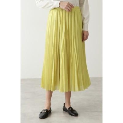 スカート ◆スパンローンスカート