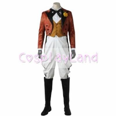高品質 高級コスプレ衣装 ジョーカー 風 オーダーメイド コスチューム Gotham Jerome Valeska Cosplay Costume