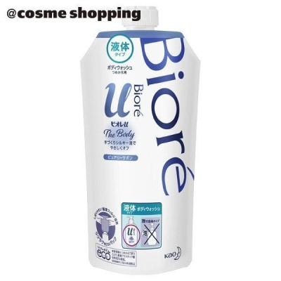 ビオレU ザ ボディ 液体タイプ 清潔感のあるピュアリーサボンの香り(詰替え ピュアリーサボンの香り) ボディソープ