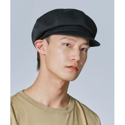 帽子 キャスケット 【OVERRIDE】T/C TWILL CASQUETTE / 【オーバーライド】キャスケット
