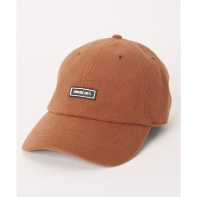 帽子 キャップ ウールラバーネームBB CAP