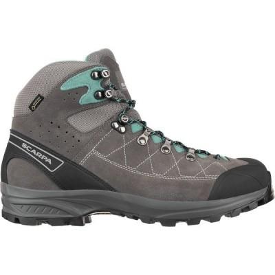 スカルパ シューズ レディース ハイキング Kailash Trek GTX Hiking Boot - Women's Smoke/Lagoon
