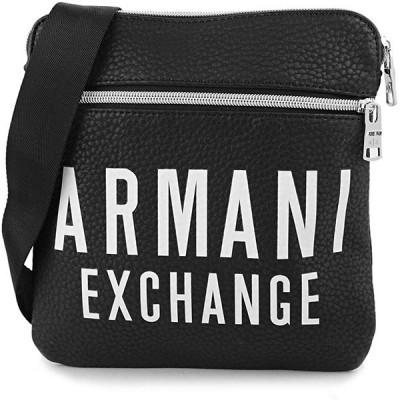 ARMANI EXCHANGE アルマーニエクスチェンジ ショルダーバッグ ブラック メンズ 952108-9A024-00020