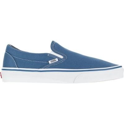 バンズ スニーカー メンズ シューズ Classic Slip-On Shoe Navy