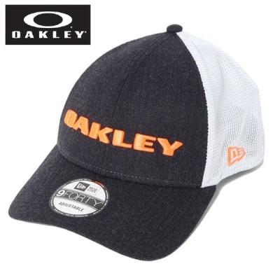 OAKLEY × NEW ERA HEATHER SNAPBACK HAT 911523