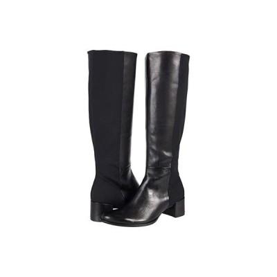 エコー Shape 35 Block Tall Boot レディース ブーツ Black/Black
