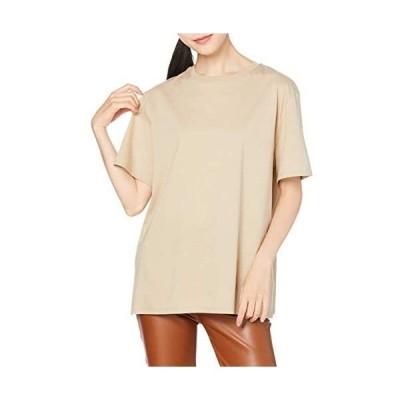 [ミラオーウェン] ハイラインTシャツ 09WCT204258 レディース (BEG 0)