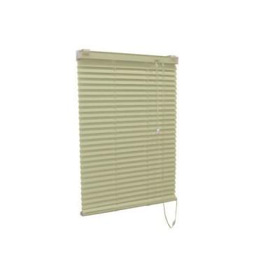 アルミ製 ブラインド 〔60cm×108cm グリーン〕 日本製 折れにくい 光量調節 熱効率向上 『ティオリオ』〔代引不可〕トップセラー