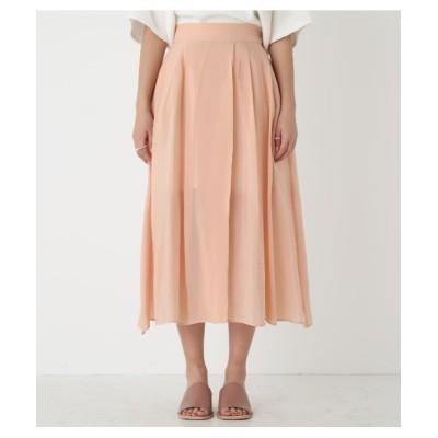 BLACK BY MOUSSY / random tucked skirt〈ランダムプリーツスカート〉 WOMEN スカート > スカート