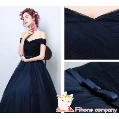 ロングドレス 結婚式 大きいサイズ 20代 パーティドレス 二次会 30代 ブルー ウェディングドレス お呼ばれ 40代 ワンピース ドレス パーティードレス ドレス