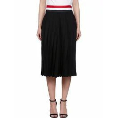 Thom Browne レディーススカート Thom Browne Grosgrain Waistband Skirt Blue