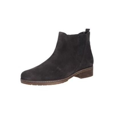 ガボール コンフォート レディース ブーツ&レインブーツ シューズ Classic ankle boots - grey grey