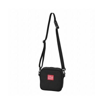 【マンハッタン ポーテージ】 Duarte Square Shoulder Bag ユニセックス Black XS Manhattan Portage