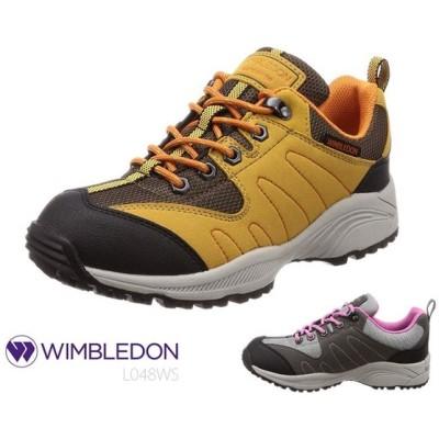 WIMBLEDON ウィンブルドン W/B L048WS レディース トレッキングシューズ スニーカー 靴 正規品 新品