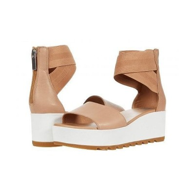 SOREL ソレル レディース 女性用 シューズ 靴 サンダル Cameron(TM) Flatform Ankle Strap - Honest Beige