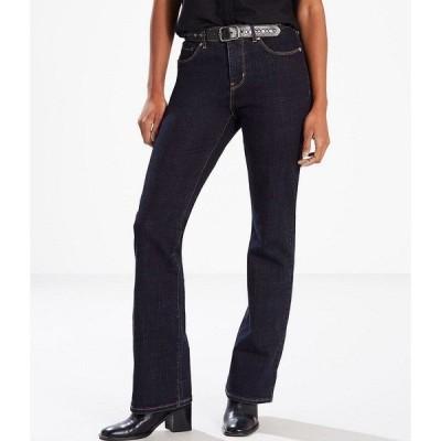 リーバイス レディース デニムパンツ ボトムス Levi's Classic Bootcut Jeans Island Rise