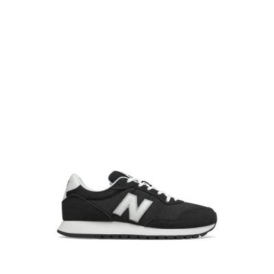 ニューバランス メンズ スニーカー シューズ 527 Classic Sneaker BLACK/WHIT