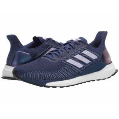 adidas Running アディダス レディース 女性用 シューズ 靴 スニーカー 運動靴 Solar Boost 19 Tech Indigo/Purple【送料無料】