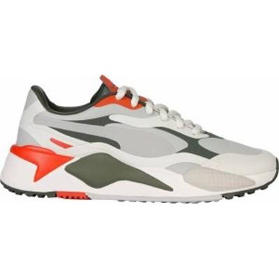 プーマ メンズ スニーカー シューズ PUMA Men's RS-G Golf Shoes Grey/Pureed Pumpkin
