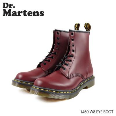 Dr.Martens ドクターマーチン 1460 W8 EYE BOOT アイ ブーツ レザー 8ホール メンズ R11821600