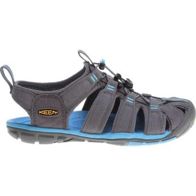 キーン Keen レディース サンダル・ミュール シューズ・靴 Clearwater CNX Sandals Gargoyle/Norse Blue