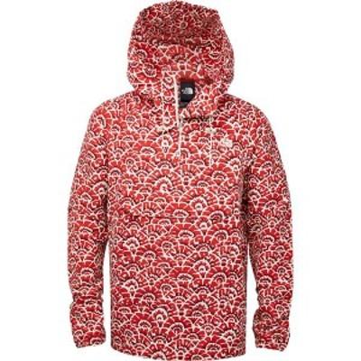 ノースフェイス メンズ ジャケット・ブルゾン アウター Printed Class V Pullover Rococco Red Ashbury Floral Print