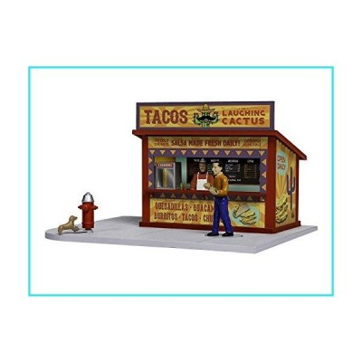 Lionel Electric O Gauge Model Train Accessories, Taco Stand (2029230)【並行輸入品】