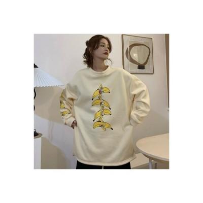 【送料無料】~ 秋冬 韓国風 ルース オーバーサイズ 風 厚さプラス ヘッジセーター 女 | 346770_A63971-1639033