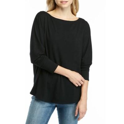 クラウン&アイビー レディース Tシャツ トップス Women's Dolman Sleeve T-Shirt